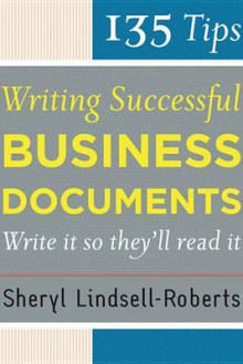 135 Tips for Writing Successful Business Document av Sheryl Lindsell-Roberts (Heftet)