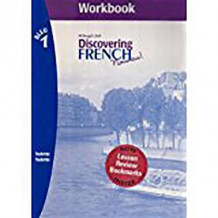 Discovering French Bleu 1 Workbook (Blandet mediaprodukt)