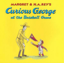 Curious George at the Baseball Game av H a Rey (Innbundet)