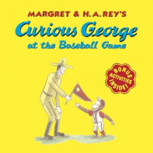 Curious George at the Baseball Game av Anna Hines (Heftet)