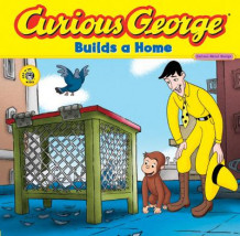 Curious George Builds a Home (Cgtv 8x8) av H A Rey (Heftet)