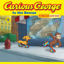 Curious George to the Rescue av H. A. Rey (Pappbok)