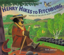 Henry Hikes to Fitchburg av D.B. Johnson (Heftet)