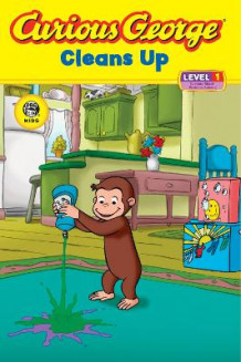 Curious George Cleans Up av H a Rey (Heftet)