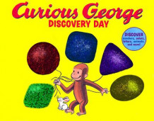 Curious George Discovery Day av H a Rey og Editors Of Houghton Mifflin Company (Pappbok)