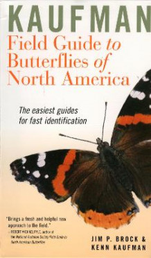 Kaufman Field Guide to Butterflies of North America av Jim P Brock og Kenn Kaufman (Heftet)