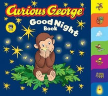 Curious George Good Night Book av H A Rey (Pappbok)