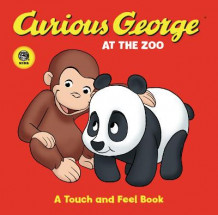 Curious George at the Zoo a Touch and Feel Tv Board Book av H.A. Rey (Pappbok)