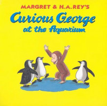 Curious George at the Aquarium av H.A. Rey (Innbundet)