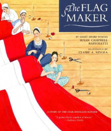 The Flag Maker av Susan Campbell Bartoletti (Heftet)