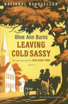 Leaving Cold Sassy av Olive Ann Burns (Heftet)