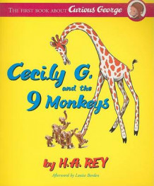 Cecily G. and the 9 Monkeys av H a Rey (Heftet)