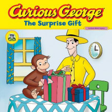Curious George the Surprise Gift Cg Tv av H.A. Rey (Heftet)