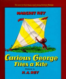 Curious George Flies a Kite av Margret Rey (Heftet)