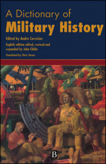 A Dictionary of Military History (Innbundet)