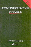 Continuous-time Finance av Robert C. Merton (Heftet)