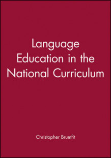 Language Education in the National Curriculum (Heftet)