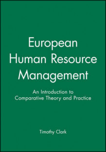 European Human Resource Management (Heftet)