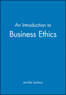 An Introduction to Business Ethics av Jennifer Jackson (Heftet)