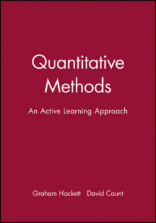 Quantitative Methods av David Caunt og Graham Hackett (Heftet)