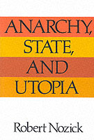 Omslag - Anarchy State and Utopia