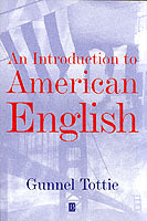 An Introduction To American English av Gunnel Tottie (Heftet)