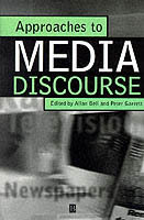 Approaches to Media Discourse (Heftet)