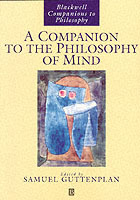 A Companion to the Philosophy of Mind (Heftet)