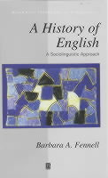 A History of English av Dr Barbara Fennell (Heftet)