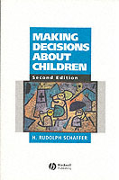 Making Decisions About Children av H. Rudolph Schaffer (Heftet)