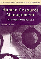 Human Resource Management av Christopher Mabey, Graeme Salaman og John Storey (Heftet)
