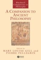 A Companion to Ancient Philosophy (Innbundet)