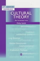 Cultural Theory av Philip Smith (Heftet)
