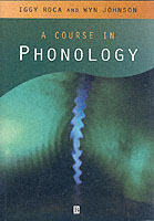 A Course in Phonology av Iggy M. Roca og Wyn Johnson (Heftet)