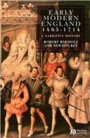 Early Modern England 1485 - 1714: A Narrative History av Robert Bucholz og Newton Key (Heftet)
