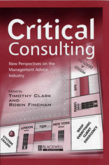 Critical Consulting (Innbundet)