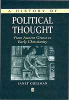 A History of Political Thought: From Ancient Greece to Early Christianity av Janet Coleman (Heftet)