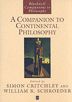 A Companion to Continental Philosophy (Heftet)