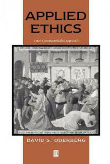 Applied Ethics av David S. Oderberg (Heftet)