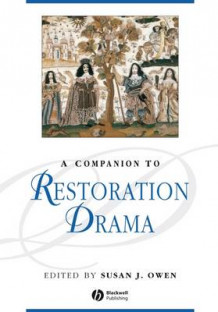 A Companion to Restoration Drama (Innbundet)