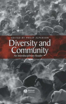 Diversity and Community (Innbundet)
