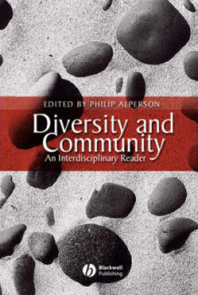 Diversity and Community (Heftet)
