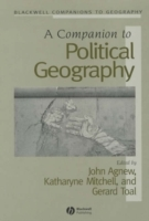 A Companion to Political Geography (Innbundet)