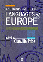 Encyclopedia of the Languages of Europe (Heftet)