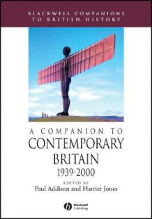 A Companion to Contemporary Britain (Innbundet)