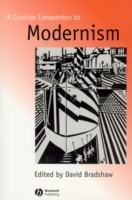 A Concise Companion to Modernism (Heftet)