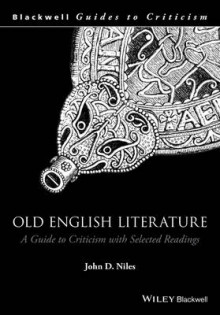 Old English Literature av John D. Niles (Innbundet)