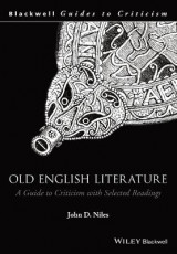 Omslag - Old English Literature