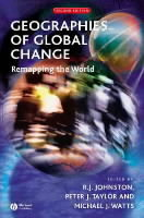 Geographies of Global Change (Heftet)