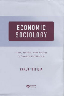 Economic Sociology - State, Market, and Society in Modern Capitalism av Carlo Trigilia (Innbundet)